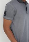 Ciemnoszara Koszulka Celateia