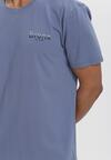 Ciemnoniebieska Koszulka Mellolina