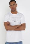 Biała Koszulka Grynsya