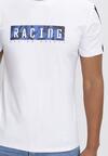 Biała Koszulka Amalisiphe