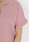 Różowa Koszula Wylintila