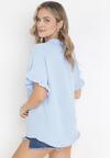 Niebieska Koszula Wylintila
