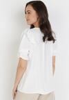 Biała Bluzka Isirienne
