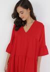 Czerwona Sukienka Lilintila