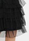 Czarna Spódnica Shyoth