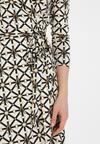 Kremowa Sukienka Viviney