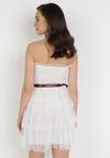 Biała Sukienka Moldorise