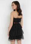 Czarna Sukienka Moldorise