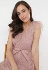 Różowa Sukienka Loraille