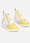 Żółte Botki Sheirinia