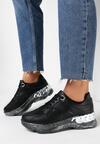 Czarne Sneakersy Larailori