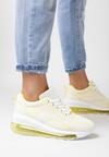 Żółte Sneakersy Asitrise