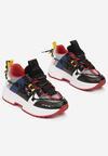 Czarne Sneakersy Kerokeis
