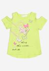 Limonkowa Koszulka Ilanea