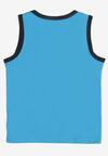 Niebieska Koszulka Aglasise