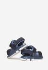 Niebieskie Sandały Alethyxio