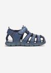 Niebieskie Sandały Akisossia