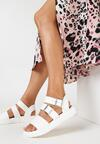 Białe Sandały Iphadise