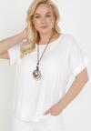 Biała Bluzka Laridone