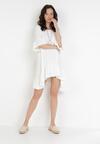 Biała Sukienka Yaris