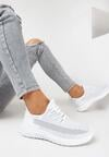 Białe Buty Sportowe Evithanthei