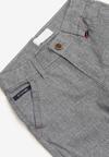 Granatowe Spodnie Messophe