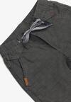 Czarne Spodnie Idapheilise