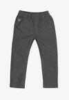 Czarne Spodnie Pixusa