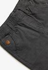 Granatowe Spodnie Pixusa