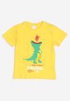 Żółta Koszulka Bathine