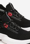Czarne Buty Sportowe Ethusa