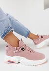 Różowe Buty Sportowe Ethusa