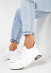 Białe Sneakersy Pixiphi