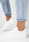 Białe Buty Sportowe Bathixera
