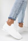 Białe Buty Sportowe Savarephine