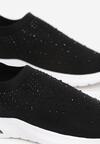 Czarne Buty Sportowe Leucaphaura