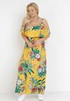 Żółta Sukienka Thalossia