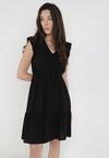 Czarna Sukienka Euphethia