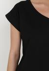 Czarny T-shirt Cretheosis