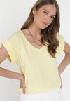 Żółty T-shirt Cretheosis