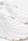 Białe Sneakersy Taphertise