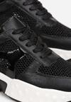 Czarne Sneakersy Phrixisha