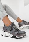 Szare Sneakersy Athizalphia