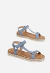 Niebieskie Sandały Alethriusei