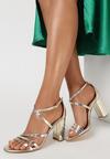 Złote Sandały Acalenis