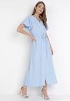 Niebieska Sukienka Vilinerris