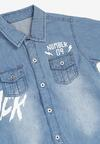 Niebieska Koszula Misenia