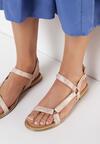 Złote Sandały Dorophi