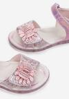 Różowe Sandały Prisixera