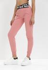 Różowe Spodnie Dresowe Isiphi
